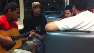 Is You Cover-The boys jammin