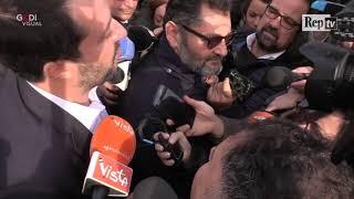 """Milan, Salvini a Gattuso: """"Ottimo allenatore, ma con qualche cambio sarebbe finita diversamente"""""""