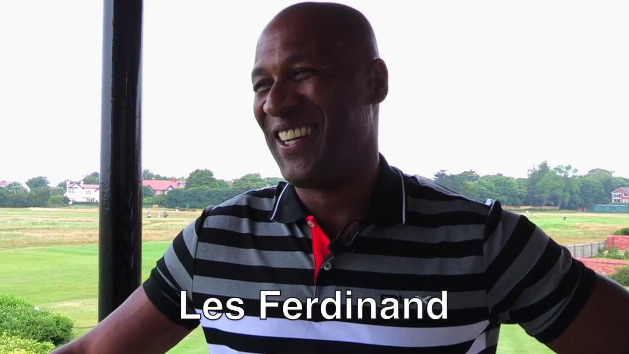 Lucky Dip: Les Ferdinand