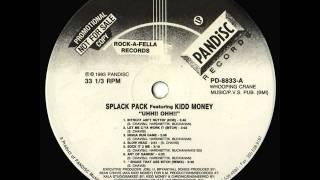 Splack Pack - Let Me C-Ya Work It (Bitch)