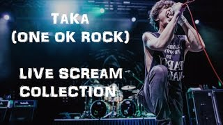 Taka Live Scream Collection