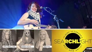 CBC #Searchlight judges praise Erin Saoirse Adair