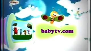BabyTV   Cuddlies adsenglish