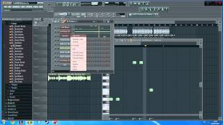 Firebeatz - Darkside (Fl studio 11) Remake