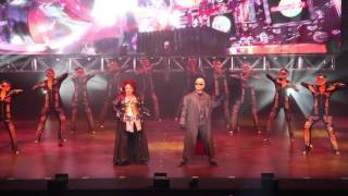 Teatro Santander inaugura com musical de rock