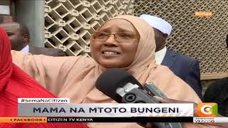 Drama as Kwale Woman Rep. kicked out of Parliament after walking in with baby