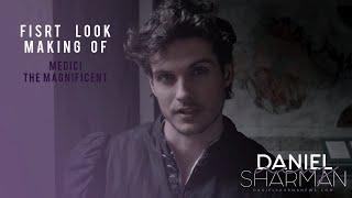 (LEGENDADO) Daniel Sharman em Medici The Magnicent: First Look - Making Of