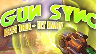 Krys Talk - Fly Away [Overwatch Gun Sync]