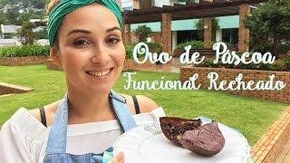 OVO DE PÁSCOA FUNCIONAL RECHEADO