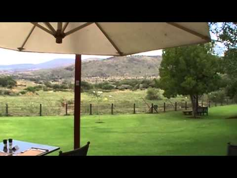 Bakubung Bush Lodge views in Pilanesburg National Park, South Africa