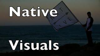 Native Visuals - Concret Jungle - Temporada 1 - Making Of