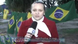 Reportagem Nathalia King. Copa do Mundo.