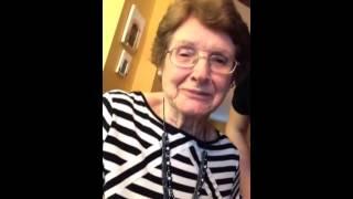 Shawn Mendes grandma talking portuguese