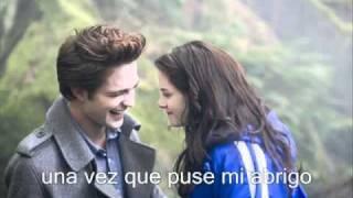 Never Think  Robert Pattinson from Twilight (traducida al español)