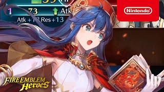 Fire Emblem Heroes adding Lilina: Firelight Leader as new Legendary Hero