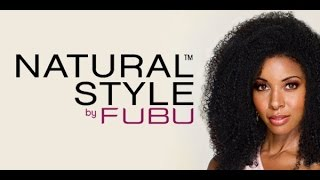 Natural Style by FUBU Haircare Official Product Commercial