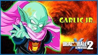 DEAD ZONE! | Garlic Jr. Gameplay | Dragon Ball Xenoverse 2