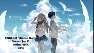"""ENGLISH opening """"Hikaru Nara"""" Your Lie In April"""