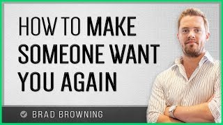 How to make man fall in love with you again videos / InfiniTube