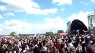 Municipal Waste - Drunk As Shit (live at Hellfest 2011)