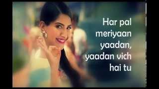 Dheere Dheere Se Lyrics (Yo Yo Honey Singh, Hrithik Roshan, Sonam Kapoor) width=
