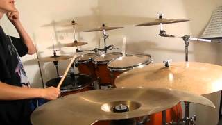 Deftones - Engine no.9 (drum cover) HD