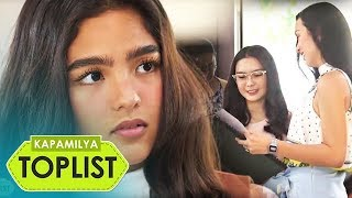 Kapamilya Toplist: 10 'envy' moments of Marga over Cassie's life in Kadenang Ginto