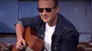 Mrozu zaśpiewał piosenkę ze swojej nowej płyty! [Kuba Wojewódzki]