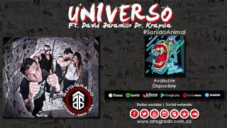 Alto Grado - Universo  ft David Kawooq