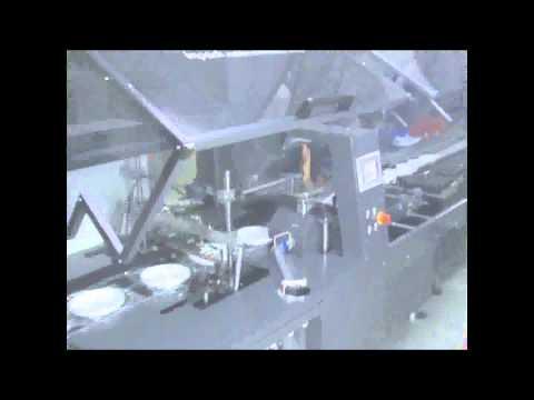 IMPACK MOTION PLASTİK TABAK PAKETLEME- DISPOSABLE PLATE PACKAGING