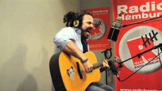 Huecco - Let's get it started / Daddy Cool (Live &Unplugged bei Radio Hamburg)