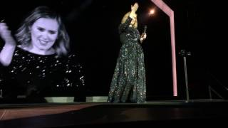 All I Ask - Adele live in Italy @ Arena di Verona