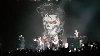MOB LIVE CON SALMO, NITRO E LAZZA NO DOPPIE - Salmo LIVE ( Gran Teatro Geox Padova 14/05/2017 )
