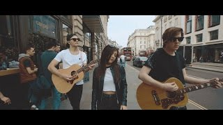 """Young & Relentless"" - Against The Current (Live from Leicester Square)"