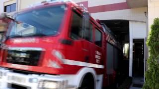 JN-O vídeo do meu quartel de bombeiros num minuto
