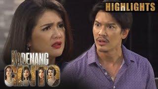 Carlos, kinumpronta si Daniela sa mga banta ni Hector | Kadenang Ginto (With Eng Subs)