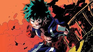 NightCore - My Hero Academia - AMV - FOR THE GLORY!!!!