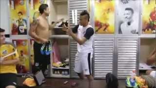 Neymar dance: Balada boa - Tchu tcha tcha -  Ai se eu te pego