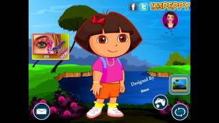Funny Dora Dentist   Dora the Explorer   Dora Game New 2015 HD