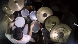 Skillet - Awake And Alive (YingKi - Drum Cover)