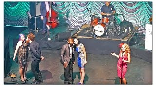 "Postmodern Jukebox ""Such Great Heights"" Curtain Call Chicago"