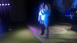 Глория & Симона Загорова - Носталгия, Ако счупят всяка нота (Acapella - Концерт във гр. Враца)