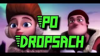 Biały miś Po dropsach (wersja w sam raz)