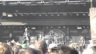 Thousand Foot Krutch - War of Change (Carolina Rebellion 2014) HD