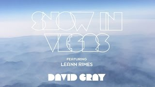 David Gray - Snow In Vegas (featuring LeAnn Rimes)