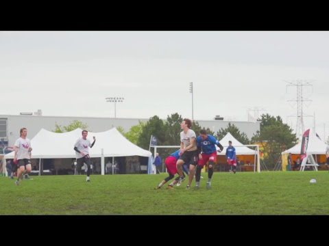 Video Thumbnail: 2018 D-III College Championships, Men's Final: Air Force vs. Middlebury