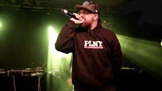 "Abel ft. D-white ""Rapos Wariatos"" prod. Jordah SALVATOR MIXTAPE Live Prowincja Słubice 30.04.2k18"
