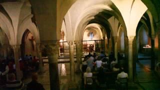 Gregorian Chants - San Miniato al Monte, Florence, Italy