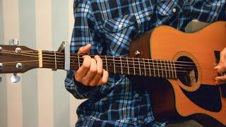 Vita de Vie - Luna si noi Guitar Cover