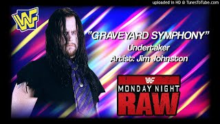 """Undertaker 1995 v1 - """"Graveyard Symphony"""" WWE Entrance Theme"""
